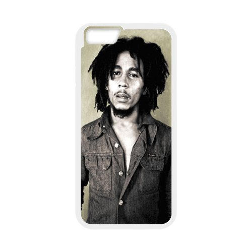 "LP-LG Phone Case Of Bob Marley For iPhone 6 Plus (5.5"") [Pattern-5]"