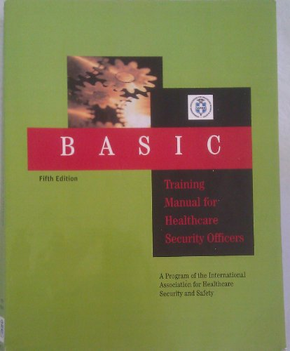 Basic Training Manual for Health...