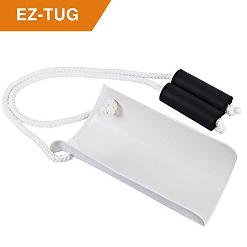 EVA Medical EZ TUG Sock Aid with Foam Grip