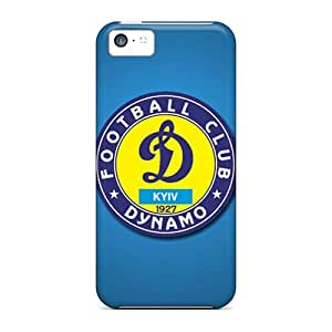 Quality NikRun Case Cover With Dynamo Kiev Nice Appearance Compatible With Iphone 5c