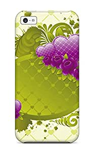Garrison Kurland's Shop Hot Cute High Quality Iphone 5c Love Design 3 Case