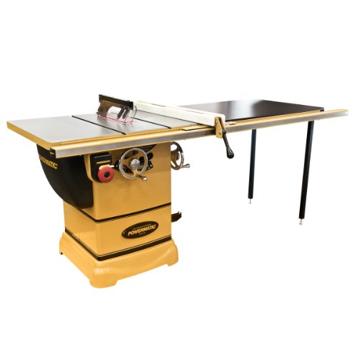 Powermatic PM1000 1791001K Table Saw 50-Inch Fence (Table Saw 52 Fence)