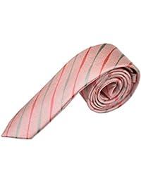 Stripes Satin Youth Tie