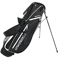 Masters s650 stand bag 6.5in black/white