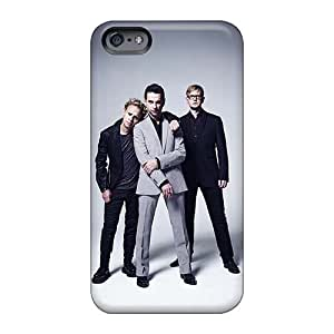 Protector Cell-phone Hard Cover For Iphone 6 (Zqx12768zQXu) Custom Lifelike Depeche Mode Band Image