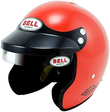 Bell Sport Mag SA2015 Racing Helmet, Black Size L