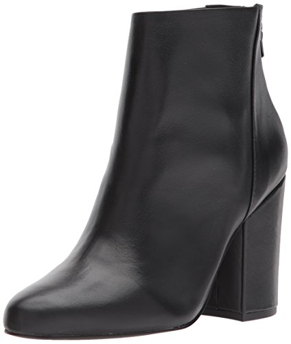 Black Women's Boot Steve Leather Ankle Star Madden CSwRXq6