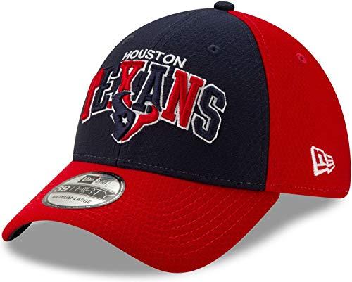 New Era Houston Texans Flex Fit Size Large/X-Large Hat Cap - Team Colors