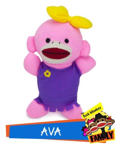 Sock Monkey Family Ava from The