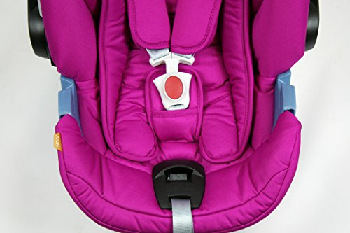 Mamas & Papas - Aton Car Seat - Hot Pink: Amazon.co.uk: Baby