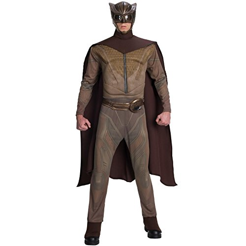 DC Comics Watchmen Muscle Chest Night Owl Costume, (Watchmen Characters Costumes)
