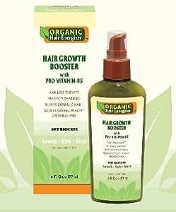 Organic Hair Energizer Hair Growth Booster 6 Oz