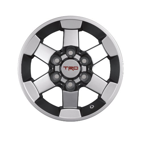 Great 20 2019 Trd Style Satin Black Wheels Fits Toyota: Compare Price To Trd Wheels 16