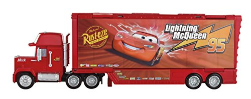 Disney Pixar Cars Mack Action Drivers Playset