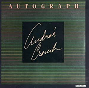 Autograph by Andrae Crouch