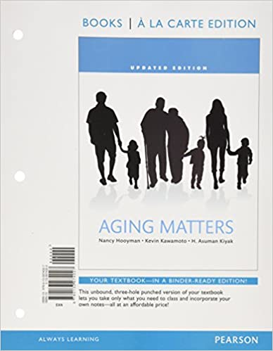 Amazon aging matters an introduction to social gerontology aging matters an introduction to social gerontology books a la carte edition plus revel access card package 1st edition fandeluxe Gallery