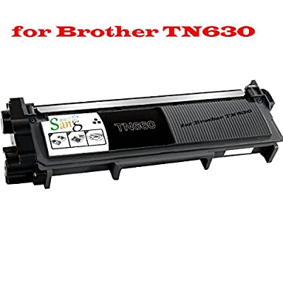 Office Friend Compatible High Yield Toner Cartridge Replacement for Brother TN630 TN660 (Black 1-Pack) MFC-L2700DW MFC-L2720DW MFC-L2740DW HL-L2305W Page Yield: 2600 Brother tn630 ink cartridge