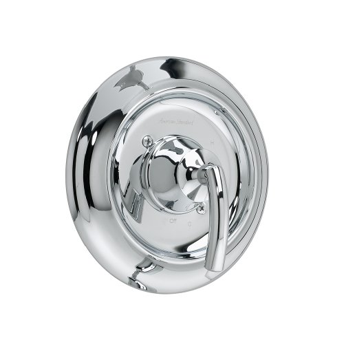 American Standard T038500.002 Tropic Valve Only Trim Kit with Brass Escutcheon, Polished Chrome ()