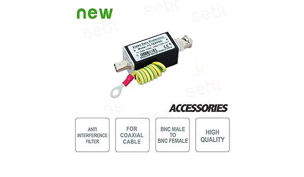 Setik - Filtros de supresión de interferencia para cableado ...