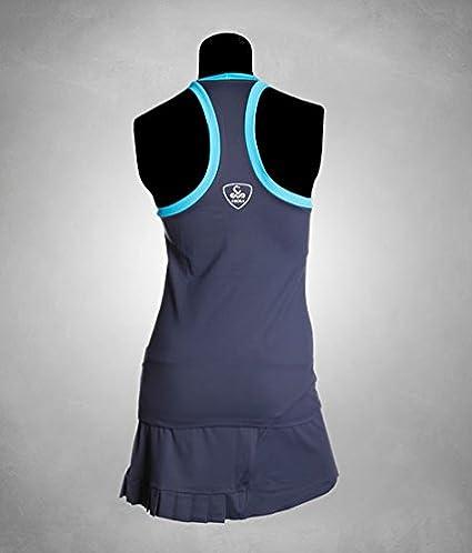 VIBORA Vestido Padel Azul (M): Amazon.es: Deportes y aire libre
