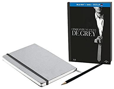 Cinquante Nuances De Grey Combo Blu Ray DVD Copie Digitale