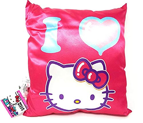 suncountry926 I Love Hello Kitty Pink Pillow, Soft and Warm.