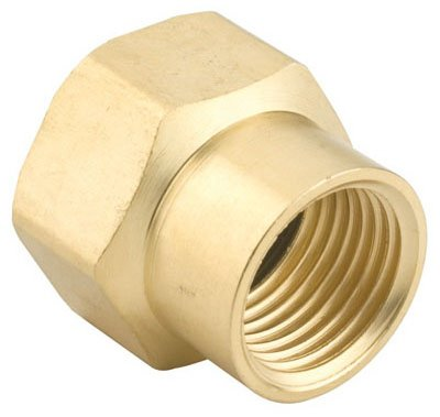 Fiskars Brands 5FP7FH Gilmour Double Female Brass Connector