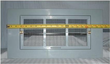 Amazon.com  Energy Efficient Crawl Space Vent  Home   Kitchen c045ad9b3b8