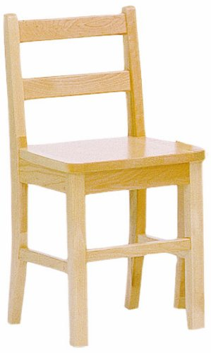 Steffy Wood Products 12-Inch Solid Maple Chair