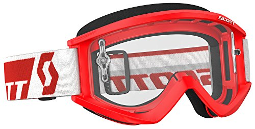 Scott Recoil Goggles (Red)