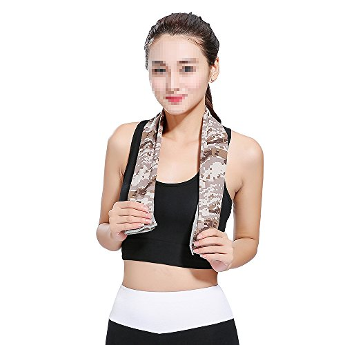 Zhenxinmei Premium Cooling Sports Towel Microfiber Gym Towels 12