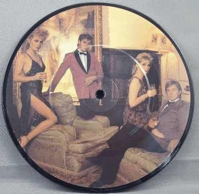 """(If You Can't Stand the Heat / Stepping Out (Vinyl 45 7"""" Picture Disc))"""