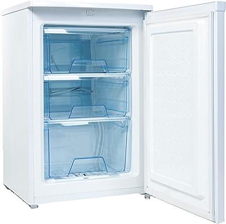Midea HS-108FN - Congelador (A + +, 139 kWh, 42 Db, Color blanco ...