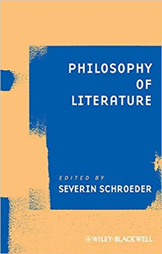Book Cover for Philosophy of Literature