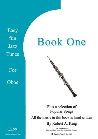 Easy Fun Jazz Tunes for Oboe: Instructional Music Theory Book by easyfunjazzbooks.com (2003-12-05) Paperback
