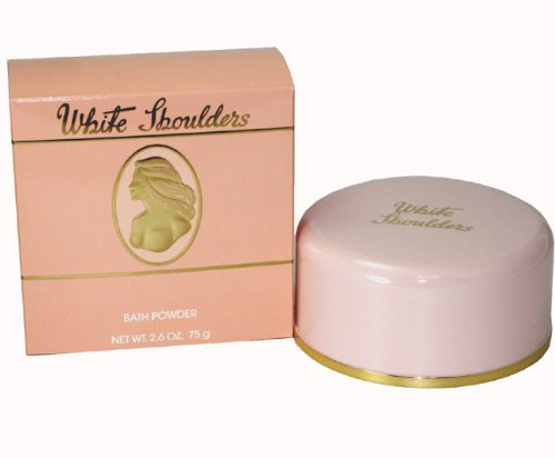 White Shoulders By Evyan For Women. Dusting Powder 2.6-Ounce Bottle 99 Perfumes CA Dropship
