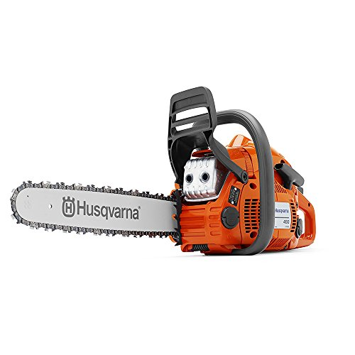 Husqvarna 967166101 450 2-Cycle Fully Assembled Gas Chainsaw, 50cc, 20-Inch