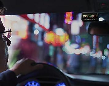 GPS premiato Cheetah C550  rilevatore di velocit/à e semaforo rosso.