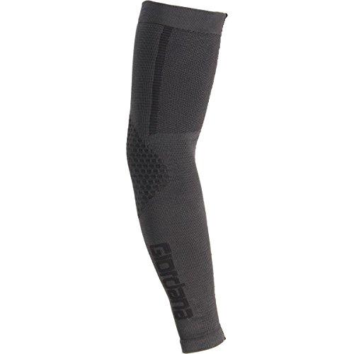 (Giordana Heavyweight Knitted Arm Warmer Black, S/M )