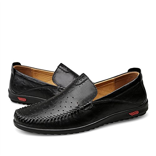 Studio Nero Casual Vera da Uomo on SK Slip Loafer Mocassino 2 Scarpa in Pelle 4wxxaqg7d