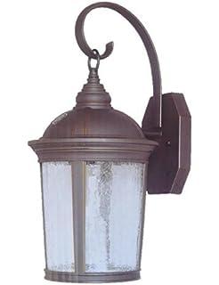 designers fountain led32621 bnb beacon 7 inch led wall lantern