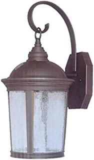 Altair Lighting Outdoor LED Lantern 950 Lumen LED Dusk/Dawn With Optional  sc 1 st  Amazon.com & Progress Lighting P5864-3030K9 Westport 1 Light Wall Lantern with ... azcodes.com