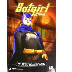 DC Direct Deluxe 13 Inch Collector's Action Figure Batgirl [Classic]