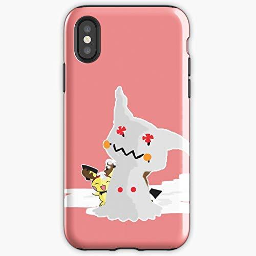 Pokemon in glass iphone case