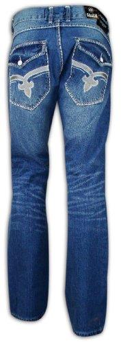 Jeans Stone Wash Uomo 72 G 6pqAw