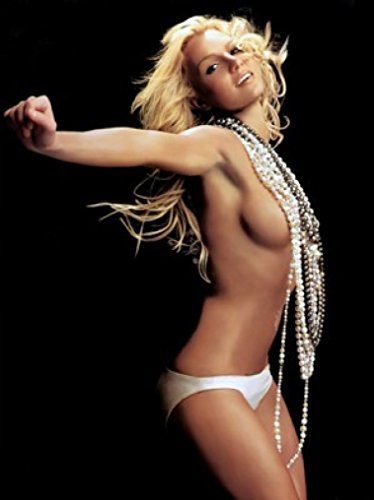Britney Spears 24X36 New Printed Poster Rare #TNW6894