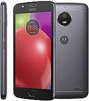Smartphone Motorola Moto E4 Titanium DualChip 16GB Tela 5 4G Câmera 8MP Quad-Core 1.3GHz