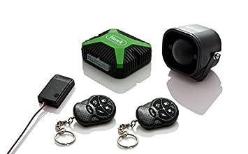 Para alarmas de coche central Lock + (+ 2 zona Sensor de ...