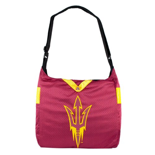 Littlearth NCAA Team Jersey Tote Arizona State Sun Devils CjoyJ6beE