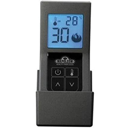 Napoleon F60 Fireplace Remote Control Thermostat Control Battery
